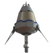 Активный молниеприемник INDELEC PREVECTRON 3 TS10 (радиус защиты до 40 метров)