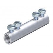 Муфта соединительная болтовая 8-10 мм, алюминий