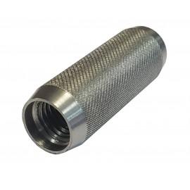 Муфта соединительная 16 мм, оцинкованная сталь
