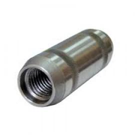Муфта соединительная 16 мм, нержавеющая сталь