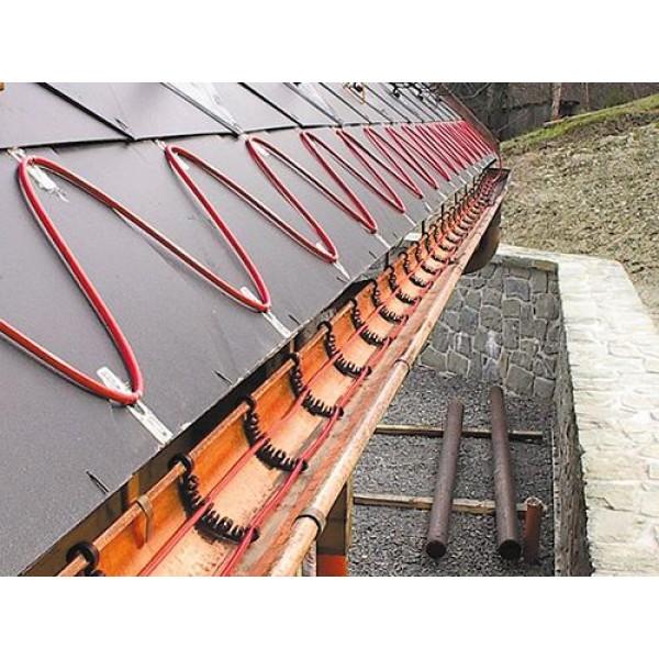 Кабель нагревательный для кровли и водостоков Devisafe 20T (2690 Вт, 135 метров)