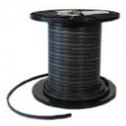Кабель нагревательный саморегулирующийся для кровли и водостоков FroStop Black Random (цена за метр погонный)