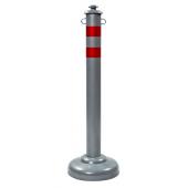 Столбик парковочный переносной (длинна 850 мм, диаметр 76 мм)