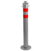 Столбик парковочный  анкерный (длинна 750 мм, диаметр 76 мм)