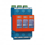 УЗИП для защиты электрических цепей - РИФ-Э-I+II 275/12,5 с (3+0) / РИФ-Э-I+II 275/12,5 (3+0)