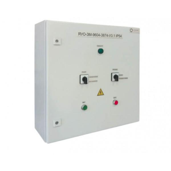 Ящик управления освещением с УЗИП серии ЯУО-РИФ